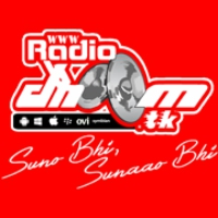 Logo of radio station WebRadio Dhoom India