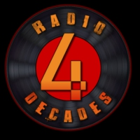 Logo de la radio 4 Decades Radio