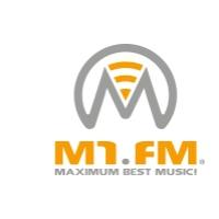 Logo de la radio M1.FM