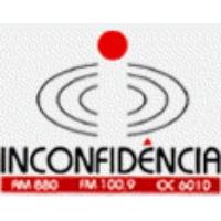 Logo of radio station Radio Inconfidencia 100.9 FM