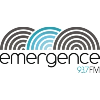 Logo of radio station Emergence FM 93.7