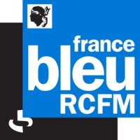 Logo of radio station France Bleu RCFM Frequenza Mora