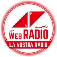 Logo of radio station AP Web Radio & Social TV
