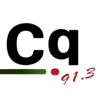 Logo of radio station El Conquistador FM