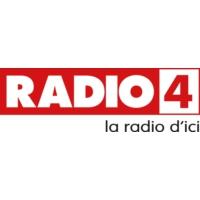 Logo of radio station Radio 4