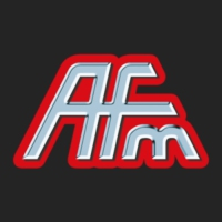 Logo of radio station AFM Argonne FM