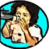 Logo de la radio POWER  106.7 SAMOA