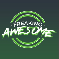Logo of radio station FreakingAwesome Radio