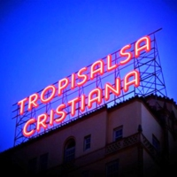 Logo of radio station SALSA CRISTIANA