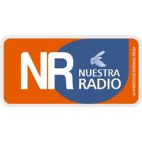 Logo of radio station Nuestra Radio Cristiana