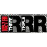 Logo of radio station Triple R