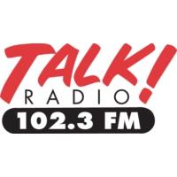 Logo de la radio WKXJ Talk Radio 102.3