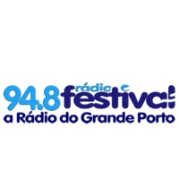 Logo of radio station Rádio Festival 94.8