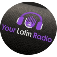 Logo of radio station Your Latin Radio