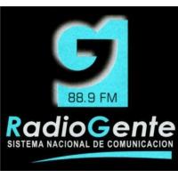 Logo of radio station Radio Gente 88.9 FM