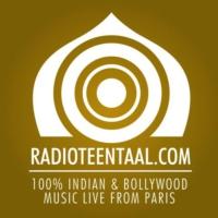 Logo of radio station Teentaal Radio