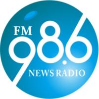 Logo of radio station 郑州新闻广播 FM98.6 - Zhengzhou News Broadcast