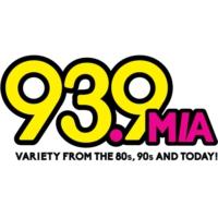 Logo de la radio WMIA-FM 93.9 MIA