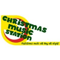 Logo of radio station The Christmas Music Station