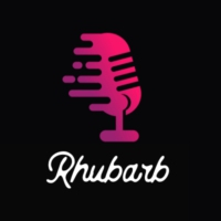 Logo of radio station Rhubarb