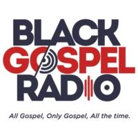 Logo of radio station Black Gospel Radio