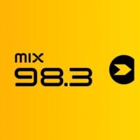 Logo of radio station WRTO-FM Mix 98.3
