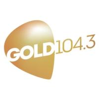 Logo of radio station Gold 104.3 Melbourne