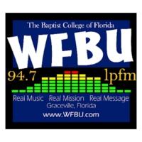 Logo de la radio WFBU 94.7 lpfm
