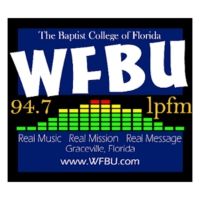 Logo of radio station WFBU 94.7 lpfm