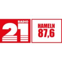 Logo of radio station RADIO 21 - Hameln