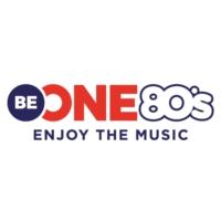 Logo de la radio BE ONE 80s