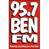 Logo of radio station WBEN 95.7 BEN FM