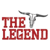 Logo of radio station KFBW 103.7 The Legend