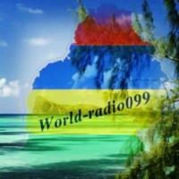 Logo of radio station world-radio099