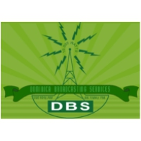 Logo of radio station Dominica Broadcasting Service