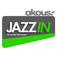 Logo de la radio Akous. Jazzin