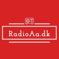 Logo of radio station RadioAa.dk