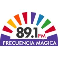 Logo de la radio XHPMQ 89.1 Frecuencia Mágica