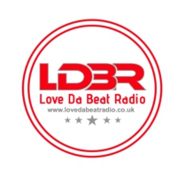 Logo of radio station Love Da Beat Radio