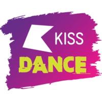 Logo of radio station KISS DANCE