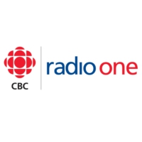 Logo of radio station CBC Radio One Calgary