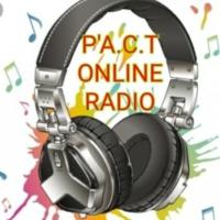 Logo of radio station P'ACT ONLINE RADIO