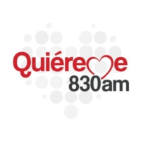 Logo of radio station XEITE-AM Quiéreme 830