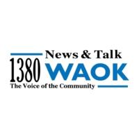 Logo de la radio 1380 WAOK