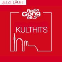 Logo of radio station Radio Gong 96.3 München - Kulthits