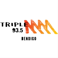 Logo de la radio Triple M Bendigo 93.5