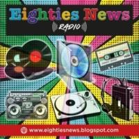 Logo of radio station Eighties News