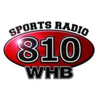 Logo of radio station WHB 810 AM