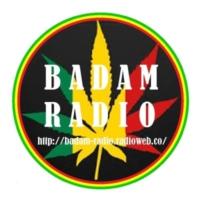 Logo de la radio BADAM RADIO