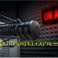 Logo of radio station Your Gospel Express